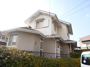 筑紫野市 K様邸 住宅塗装工事 施工前