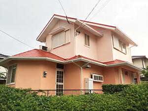 筑紫野市 K様邸 住宅塗装工事 完了