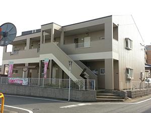 筑紫野市 スカイハイツFIII 塗装工事 完了