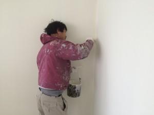 久留米市 鶴久歯科医院 内部塗装工事