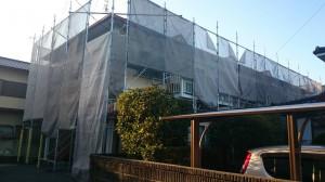 佐賀県 中田様 パールハウス 外壁 屋根 塗装工事 施工前