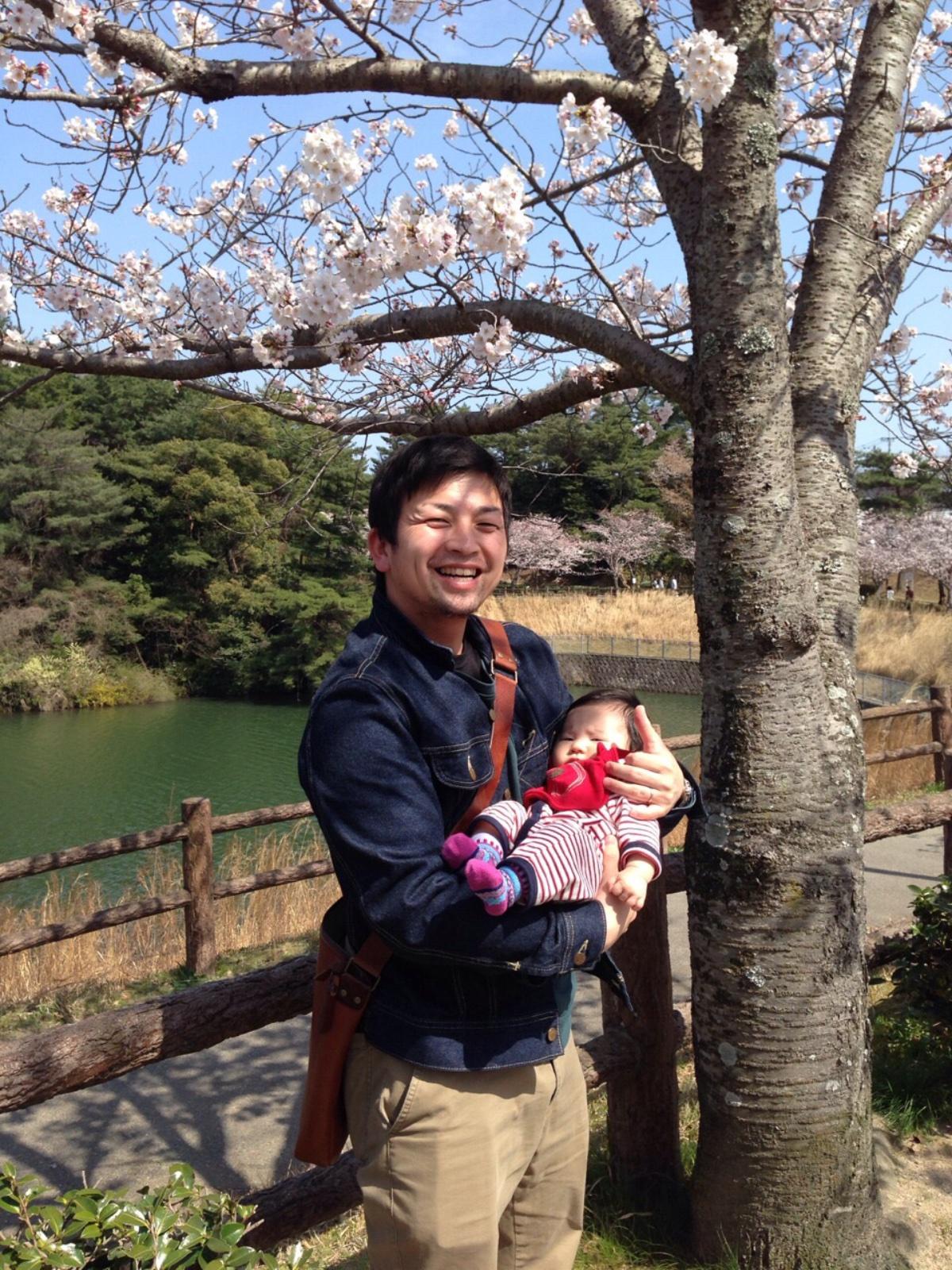 春日市 白水大池公園 桜が綺麗でした☆ | 筑紫野市、太宰府市 ...