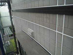 筑紫野市 S様邸 シーリング打替え 全体 完了