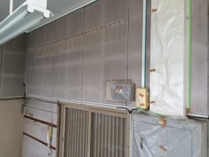筑紫野市 筑紫高校 内部塗装工事 施工前