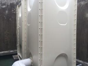 太宰府市 サンホーム太宰府 サンケア太宰府 受水槽塗装工事 完了