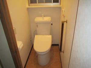 大野城市 T様邸 トイレ 取り換え工事 完了