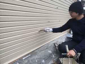 筑紫野市 シャッター 塗装工事