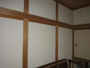 筑紫野市 W様邸 クロス張替工事 完了