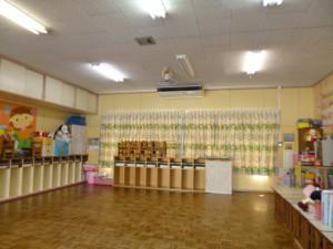太宰府市 ちいさこべ幼稚園 フローリング張替え工事 施工前