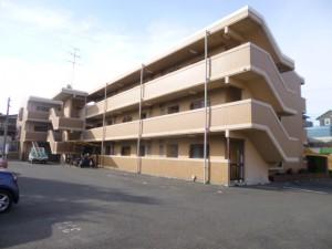福岡市 東区 秋山マンション 大規模改修工事
