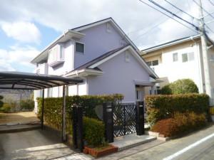 筑紫野市 N様邸 外壁 屋根 塗装工事 施工後