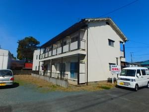 太宰府市 猪口アパート 外壁改修 工事 完了