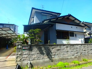 太宰府市 F様邸 外壁 屋根 塗装工事 完了