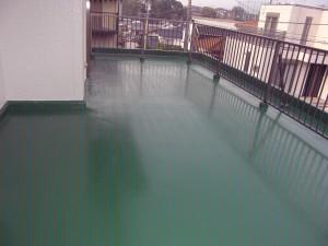 太宰府市 H様邸 防水工事 完了