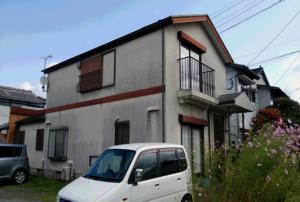 福岡県 久留米市 I様邸 外壁 屋根 塗装工事 施工前