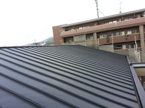 筑紫野市 スカイハイツFⅢ 屋根 改修工事 完了