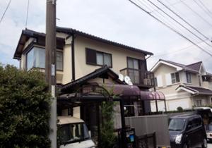 筑紫野市 K様邸 外壁 塗装工事 完了