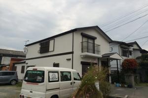 福岡県 久留米市 I様邸 外壁 屋根 塗装工事 完了