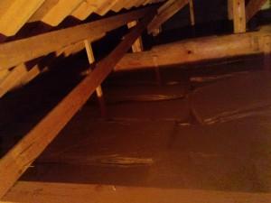 大野城市 S様邸 屋根裏断熱工事 完了