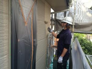 熊本県 外壁 塗装工事 T様邸