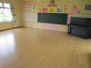 太宰府市 ちいさこべ幼稚園 床張替え工事 完了