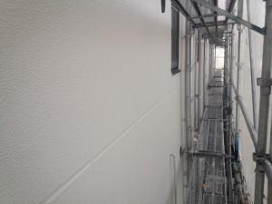 大野城市 塗装工事 外壁完了