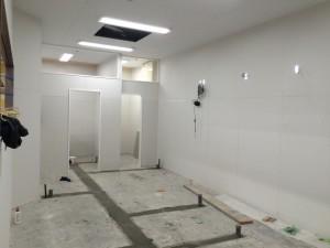 福岡市 城南区 レッドキャベツ 店舗 塗装工事 施工前