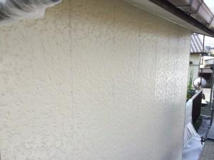 大牟田市 塗装工事 S様邸 外壁下塗り完了