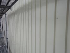 福岡市東区 カガミ産業 搬入口封鎖工事 完了