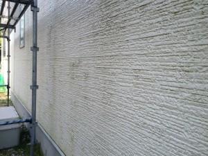 春日市 塗装工事 B様邸 外壁 施工前