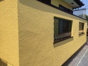 太宰府市 O様邸 塗装工事 外壁完了