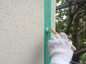 筑紫野市 F様邸 塗装工事 シーリングプライマー