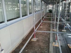 福岡市 東区 JA 塗装工事 外壁 完了
