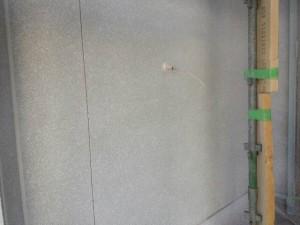 小郡市 Y様邸 新築 塗装工事 吹付タイル完了