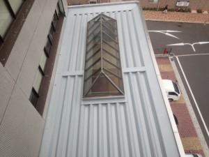 福岡県 宗像市 竹田ビル 屋根塗装工事 完了
