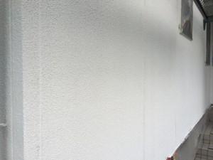 筑紫野市 F様邸 塗装工事 外壁 下塗り 完了