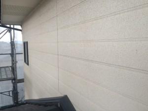 大野城市 I様邸 塗装工事 高圧洗浄 完了