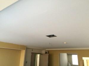 福岡市 東区 ユースタイル様 事務所 塗装工事 天井完了