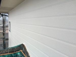 大野城市 塗装工事 I様邸 外壁 下塗り 完了