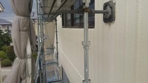 久留米市 塗装工事 アイゼン通運 外壁塗装 完了