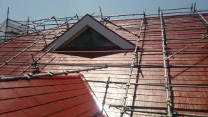 久留米市 塗装工事 アイゼン通運 屋根塗装 完了