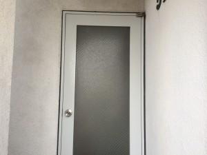 福岡市 中央区 モンデンビル SD 塗装工事 上塗り完了