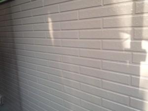 大野城市 塗装工事 I様邸 目地色 2回塗り 完了