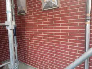 大野城市 塗装工事 I様邸 表面色分け 完了