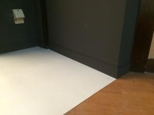 福岡市 南区 井尻美容室 木部 塗装工事 完了