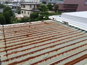 福岡市 南区 屋根 塗装工事 S様邸 施工前