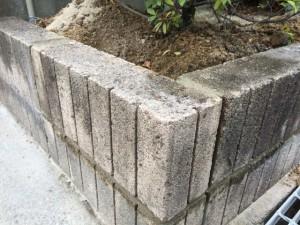 大野城市 安藤ビル 花壇修繕工事 完了