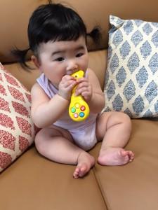 スーちゃん♡ 生まれて今日で7カ月です☆