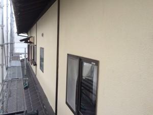 太宰府市 T様邸 塗装工事 高圧洗浄 完了