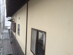 太宰府市 T様邸 塗装工事 高圧洗浄 施工前